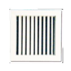 Single Deflection Registers - Model WSS