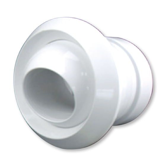 Polyaire Uk 187 Round 187 Jet Nozzle Diffusers Model Jns