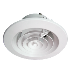 Round Jet Diffusers - Model PJD
