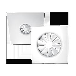 Square Swirl Diffusers - Model PSA