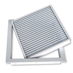 Egg Crate Grille Removable Core - Model REM-C